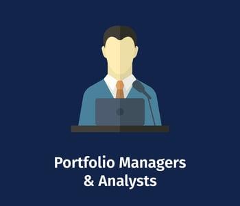 Portfolio Managers